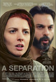 A Separation - Film Poster