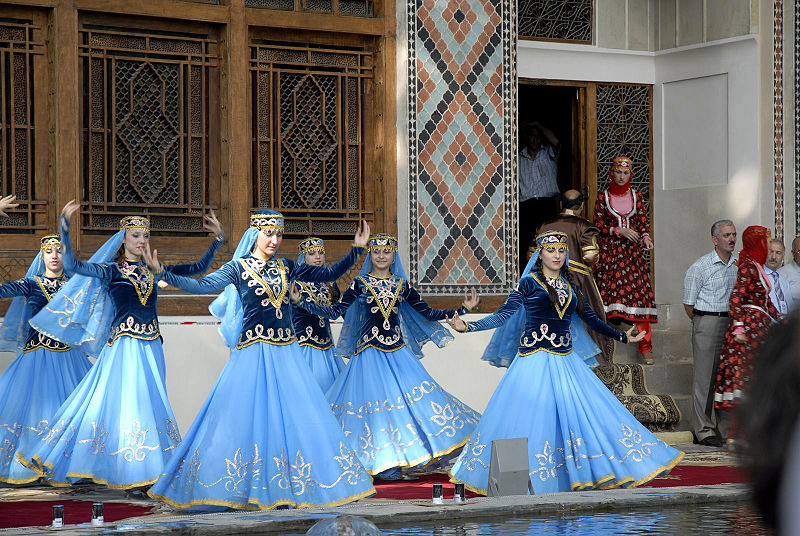 Azeri Dance from Azerbaijan
