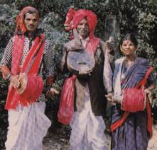 Burrakatha Traditional Indian Storytellers