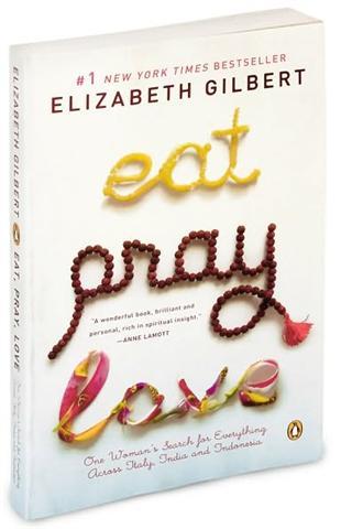 Cover for Eat, Pray, Love