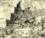 Destruction of the Tower of Babel