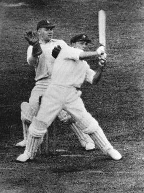 Don Bradman Off Www Cricket Com Perl Picture Cgi 022664