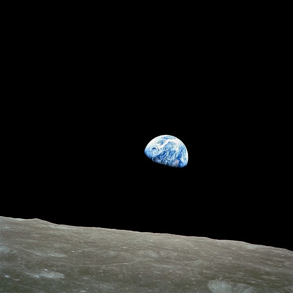 Earthrise - Apollo 8  Wikipedia