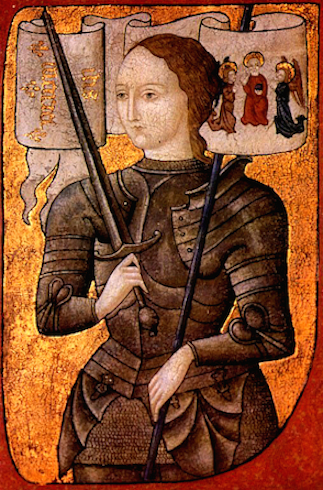 Joan Of Arc Copy