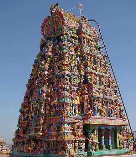 Malai Kovil Temple