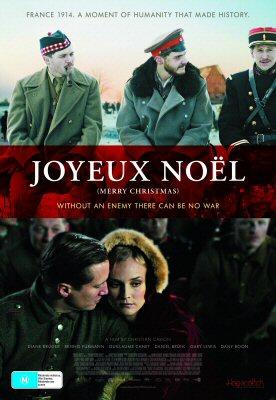 Merry Christmas Joyeux Noel Poster 3