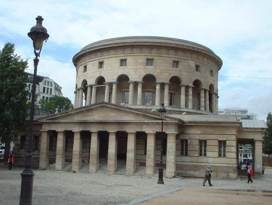 Paris Rotonde De La Villette