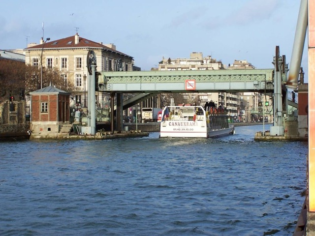 Pont Levant Paris