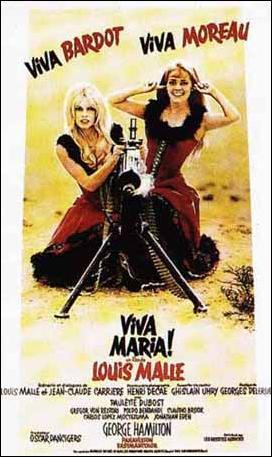 Poster for Via Maria!