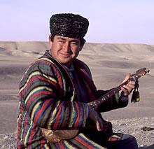 Qahhar Rahimov - Baxshi
