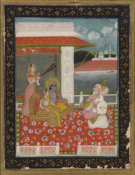 Ragamala Painting 19th Century