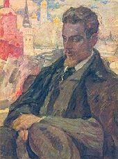 Rilke In Moscow By L Pasternak 1928