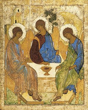 Rublev Trinity