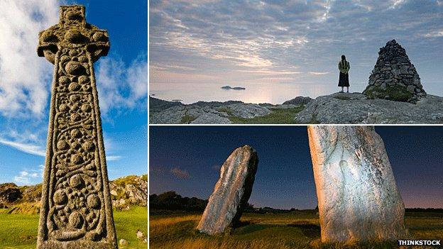 Sacred Wonders Of Britain