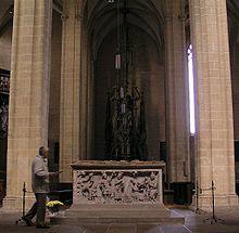 Tomb of St.Severus at Erfurt