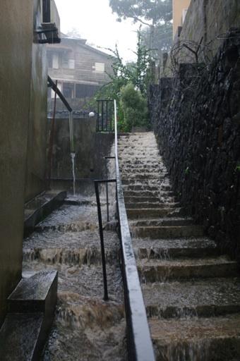 Town Rain
