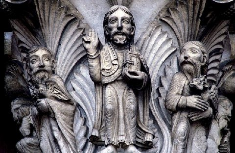 Vezelay 20carvings 203