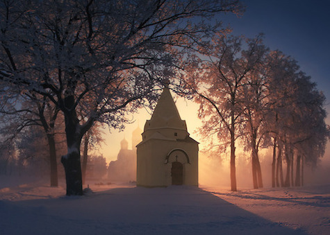 Winter Chapel 2