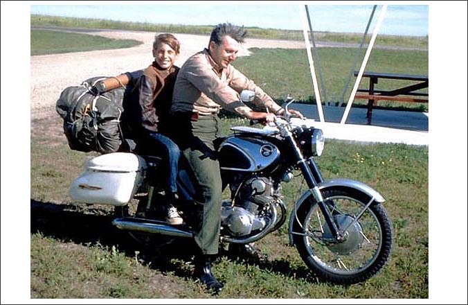 Zen Motorcycle Pirsig Post