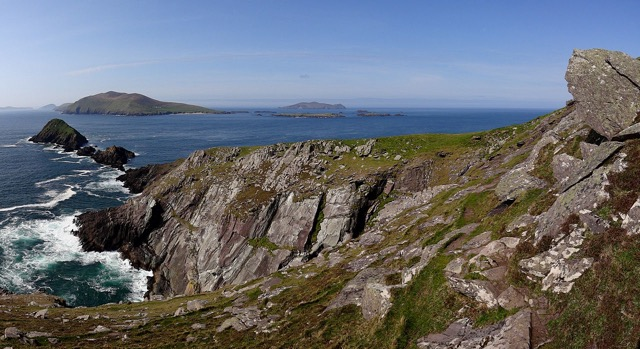 Dunmore Head & Blasket Islands