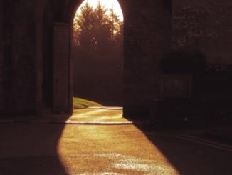 Gateway Glenstal Abbey